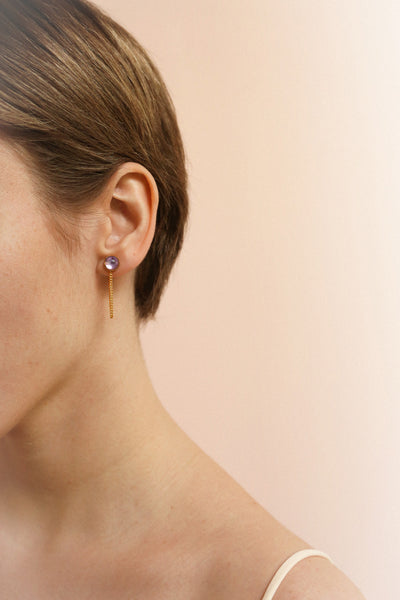 Harmony Kaupe | Pendant Earrings