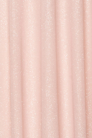 Helma Blush Pink Maxi Dress | Robe Rose | Boutique 1861 fabric detail