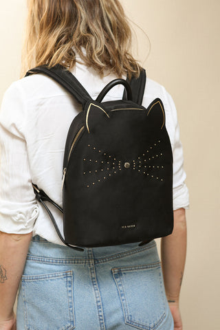 Katt Black Cat Ted Baker Backpack | La Petite Garçonne Chpt. 2 2