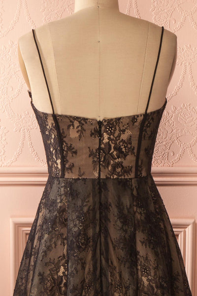 Lynna Night - Black lace dress
