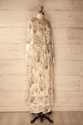 Marsaili - Vintage style romantic dress