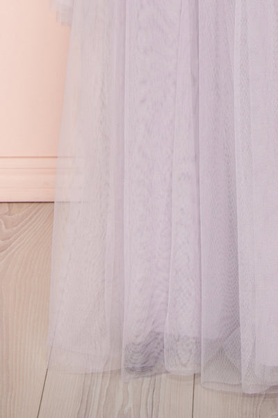 Meole Haze | Lilac Tulle Dress