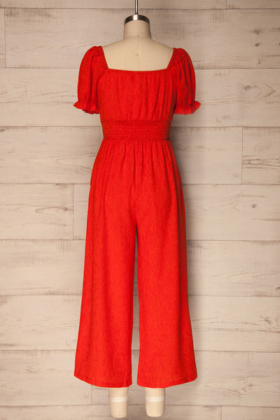 Radzyn Clay | Red Jumpsuit