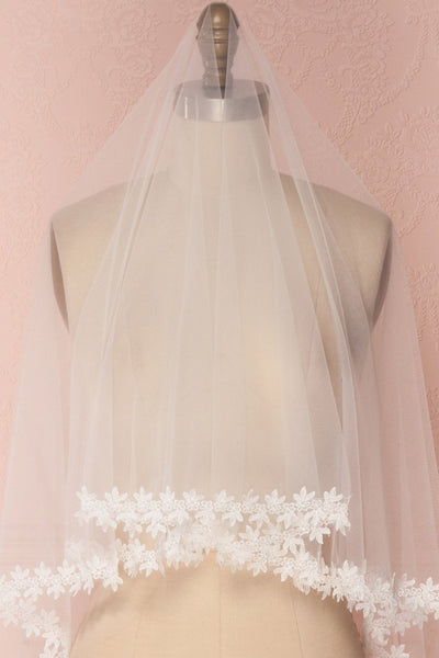 Reine-des-Prés | Light Mesh Wedding Veil