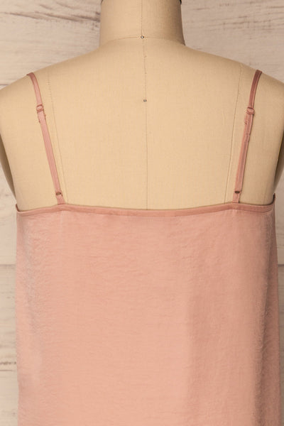 Revel Pink | Silky Camisole