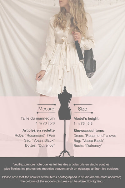 Rosamond White Sparkling Midi Dress | Boutique 1861 template