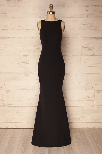 Sanya Black | Mermaid Gown