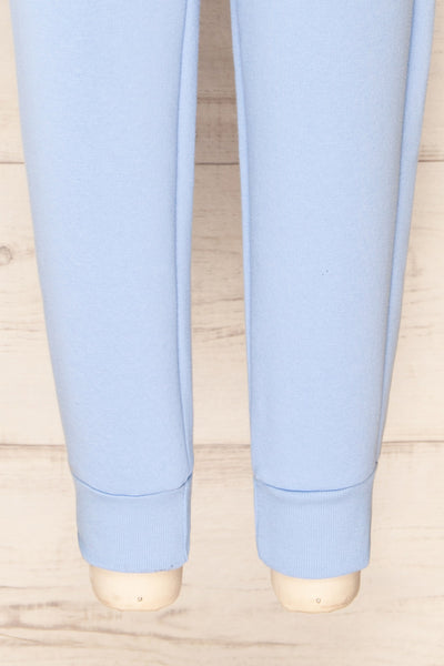 Set Luqa Blue Sweater & Joggers | La petite garçonne bottom