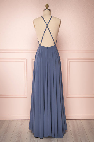 Shaynez Blue | Empire Prom Dress