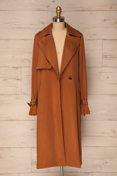 Tarente | Amber Trench Coat