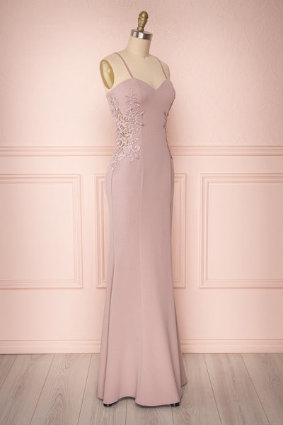 Ulianna Mauve | Purple Mermaid Gown