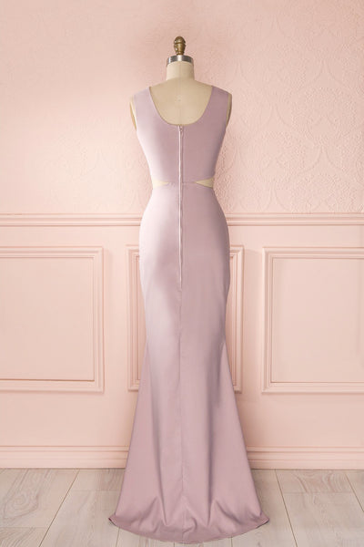 Vallata Pink | Mermaid Gown