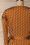 Viboras | Yellow Polkadot Blouse