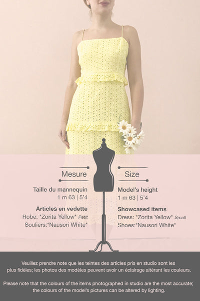 Zorita White Midi Summer Dress | Robe d'Été | Boutique 1861 template