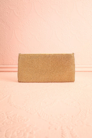 Agave Gold Crystal Clutch | Sac à Main | Boutique 1861