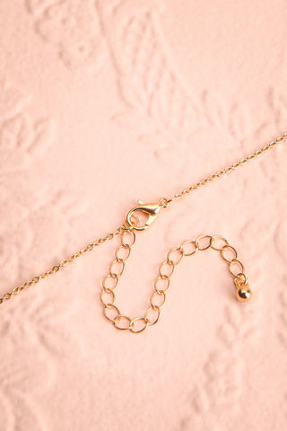 Benefio Gold Chain Necklace with Purse Pendant | Boutique 1861 6