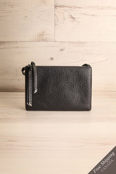 Attuli Night Black Crossbody Bag | La Petite Garçonne