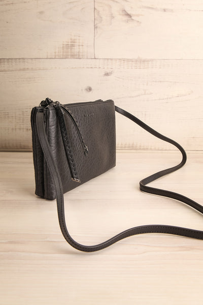 Attuli Night Black Crossbody Bag | La Petite Garçonne Chpt. 2 3