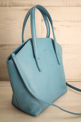 Baxter Azur - Blue Matt & Nat handbag