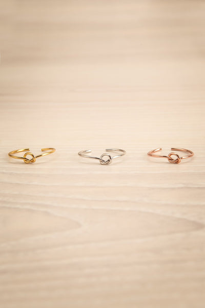 Belgorod Set of 3 Different Colored Rings | La Petite Garçonne Chpt. 2 6