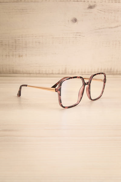 Bethune Blue Light Protection Glasses | La petite garçonne side view