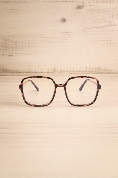 Bethune Blue Light Protection Glasses | La petite garçonne front view