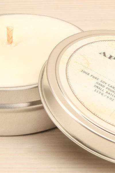 Bougie Noble Fig - Perfumed candle in a tin box 4