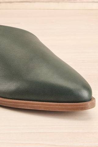 Brandia Basil Green Slip-On Shoes | La Petite Garçonne Chpt. 2 4