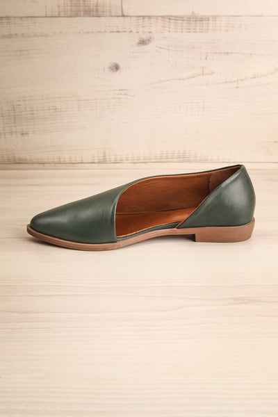 Brandia Basil Green Slip-On Shoes | La Petite Garçonne Chpt. 2 5