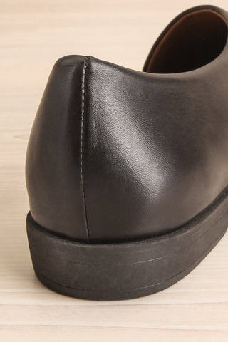 Brandia Licorice Black Slip-On Shoes | La Petite Garçonne Chpt. 2 9