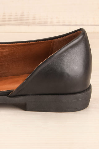 Brandia Licorice Black Slip-On Shoes | La Petite Garçonne Chpt. 2 7
