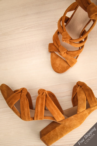 Cantazarro | Brown Sandals