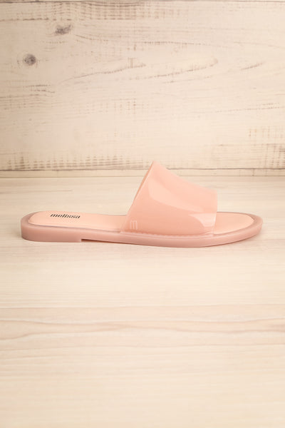 Caplat Light Pink | Slip-on Sandals