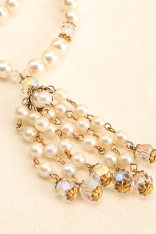 Catherine de Medecis Vintage Necklace | Collier | Boudoir 1861 flat close-up