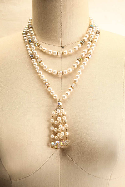 Catherine de Medecis Vintage Necklace | Collier | Boudoir 1861