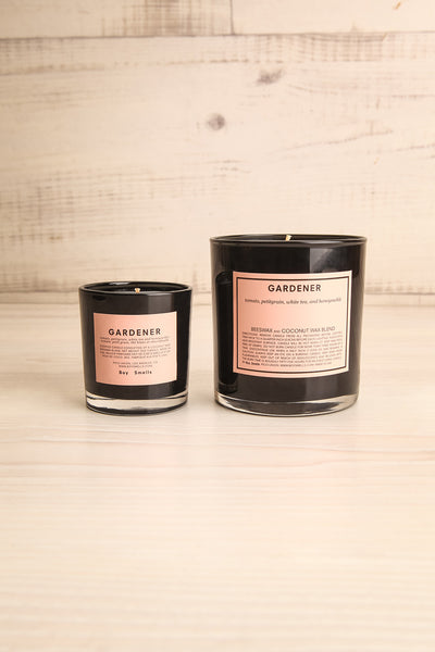 Chandelle Gardener Perfumed Candle different sizes | La Petite Garçonne Chpt. 2