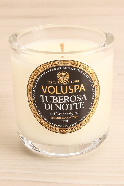 Classic Candle Tuberosa Di Notte | Voluspa | La Petite Garçonne close-up
