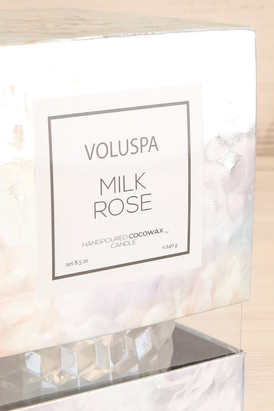 Cloche Candle Milk Rose | La petite garçonne box close-up