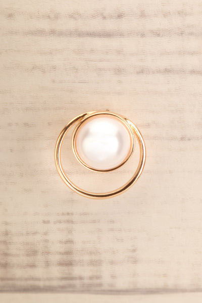 Commito | Gold hoop Earrings