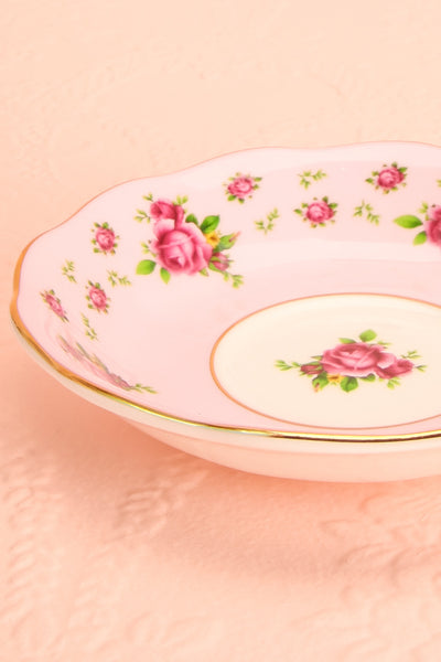 Ensemble Anji Rose Pink Floral Tea Set | Boutique 1861 5