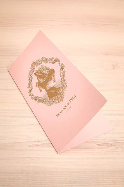Carte de souhait ♥ Greeting card 5