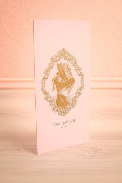 Carte de souhait ♥ Greeting card 1