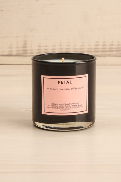 Floral Candle Set of 3 Perfumed Candles | La Petite Garçonne Chpt. 2 7