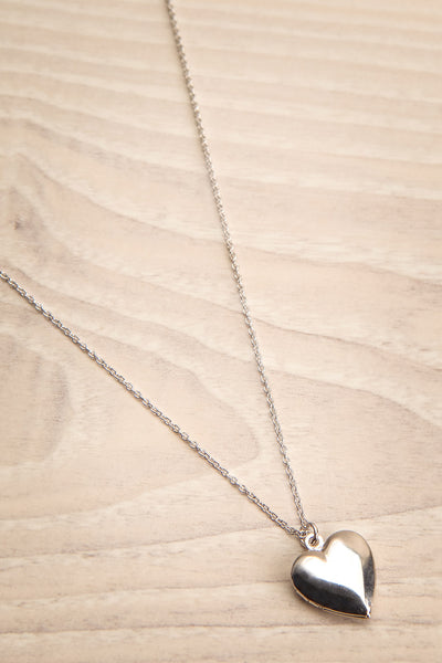 Geillis White Gold Necklace | Collier | La Petite Garçonne flat view