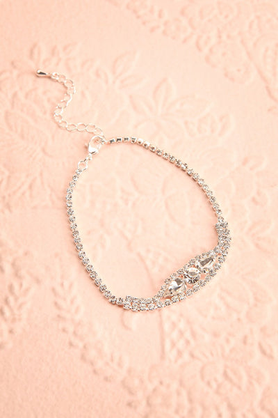 Gelasia Crystal Bracelet | Boutique 1861