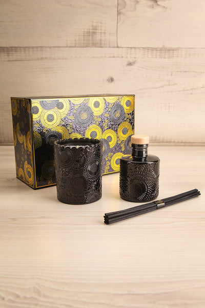 Gift Set Candle & Diffuseur Moso Bamboo