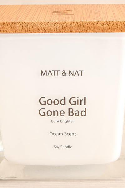 Good Girl Gone Bad Ocean Scented Candle | La Petite Garçonne Chpt. 2 2