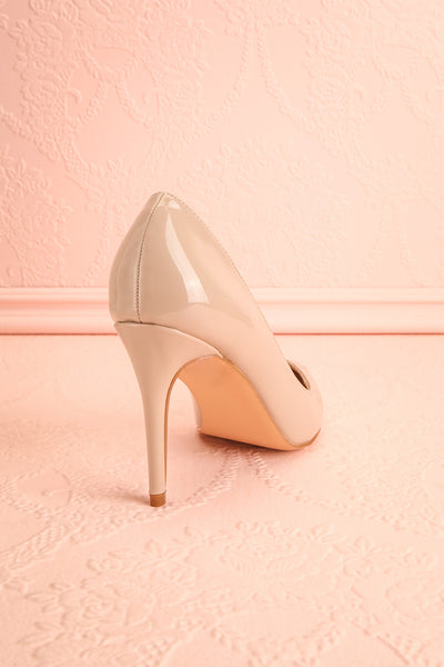Guttin Taupe | High Heel Shoes