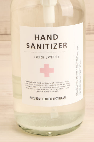 Hand Sanitizer French Lavender close-up