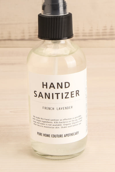 Hand Sanitizer French Lavender small close-up